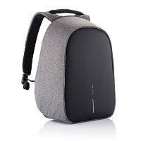 Антикражный рюкзак Bobby Hero  XL, серый, серый; черный, Длина 32,5 см., ширина 16,5 см., высота 49 см.,