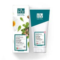Hair Vital /Бальзам-кондиционер (Масло Ши) для сухих, окрашенных и поврежденных волос