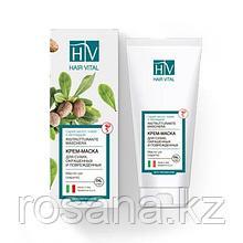 Hair Vital /Крем-Маска (Масло Ши) для сухих, окрашенных и поврежденных волос