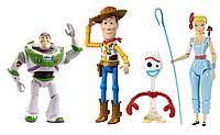 «История игрушек 4» Баз Лайтер, Вуди, Вилкинс и Бо Пип в наборе, фото 1
