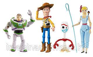 «История игрушек 4» Баз Лайтер, Вуди, Вилкинс и Бо Пип в наборе