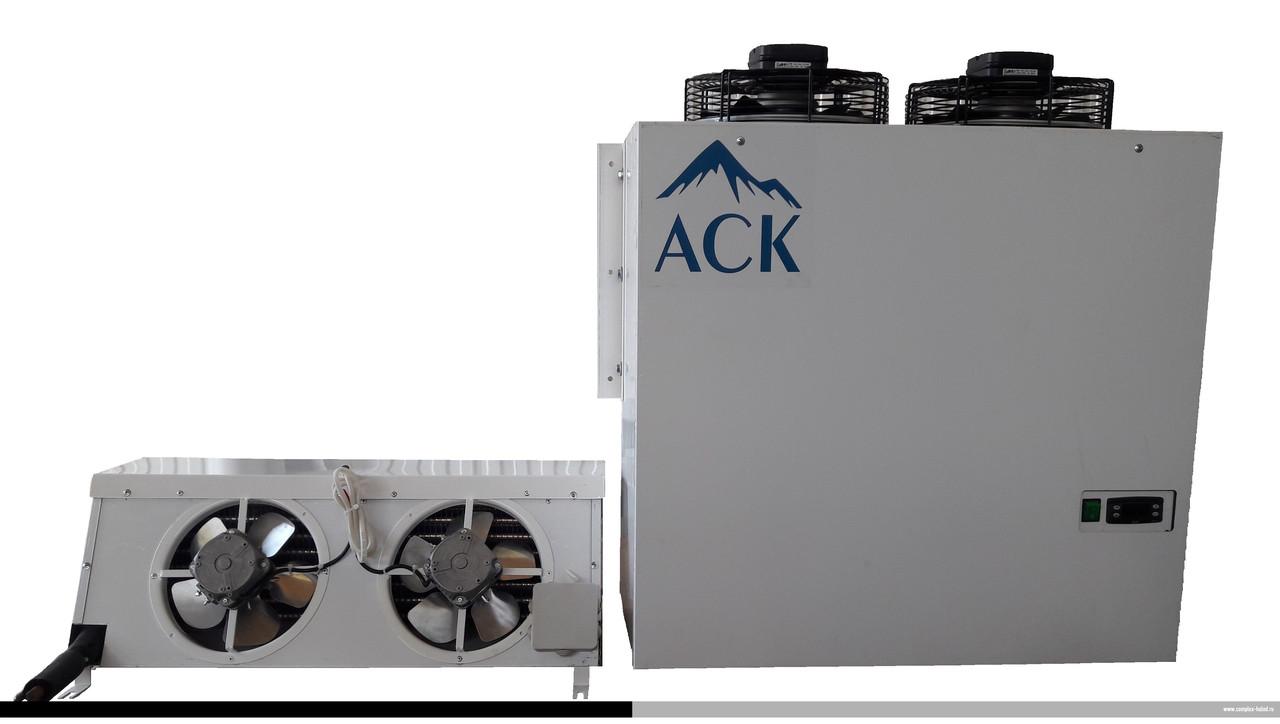 Сплит-система среднетемпературная АСК-Холод СС-20