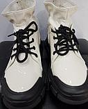 Кроссовки лаковые, фото 2