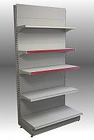 Стеллаж металлический пристенный секция 2200*500/400