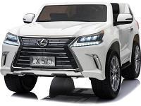 Детский электромобиль Лексус Lexus LX 570 White, фото 1
