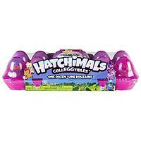 Hatchimals CollEGGtibles - Яичная коробка из 12 штук с эксклюзивным сезоном 4 (стили и цвета могут меняться) S