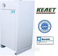 Котел газовый КЕЛЕТ на сжиженном газе напольный 10 кВт для площади до 100 м2 KCГ-10