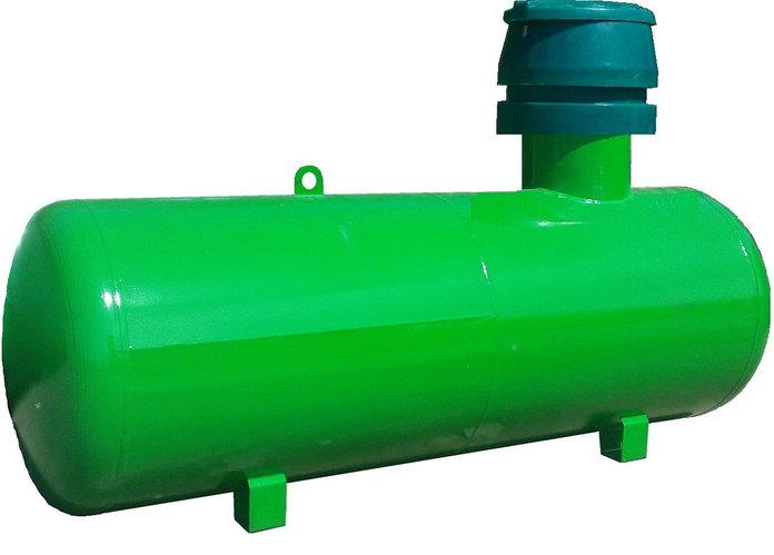 Ёмкость для сжиженного газа (Газгольдер), с патрубками 6,6 м.куб.