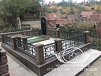 Мусульманский мемориальные  комплексы из гранита