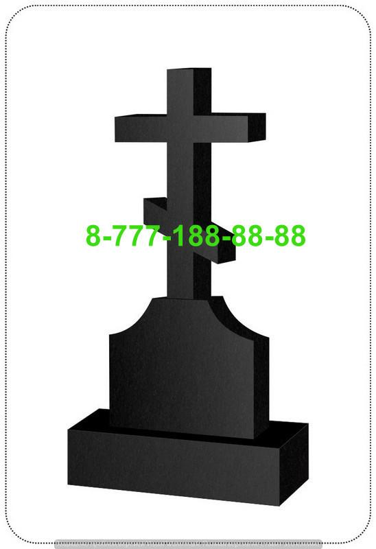 Памятники в виде креста КР 21-25