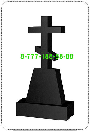 Памятники в виде креста КР 26-28, фото 2
