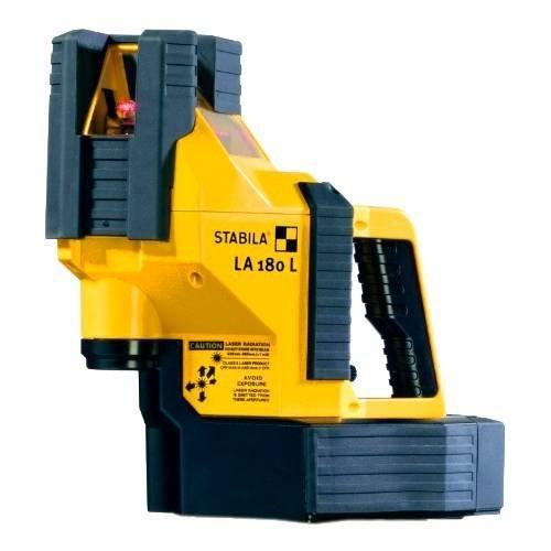 Лазерный нивелир STABILA LA180L Complete Set