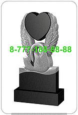 Памятники в форме сердца СР 21-25, фото 3