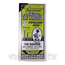 Исабгол, Псиллиум / Sat Isabgol, Psyllium 200гр, слабительное, избыточный вес, очищение кишечника