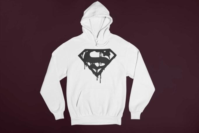 Худи Superman