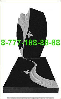 Памятники с цветами ЦВ 41-43, фото 2