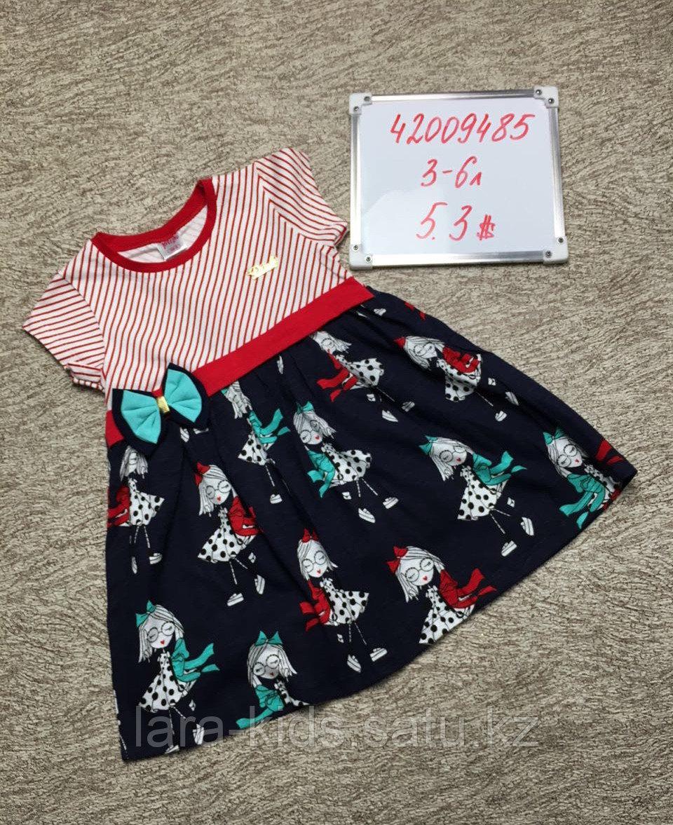 Платье для девочек (лето)