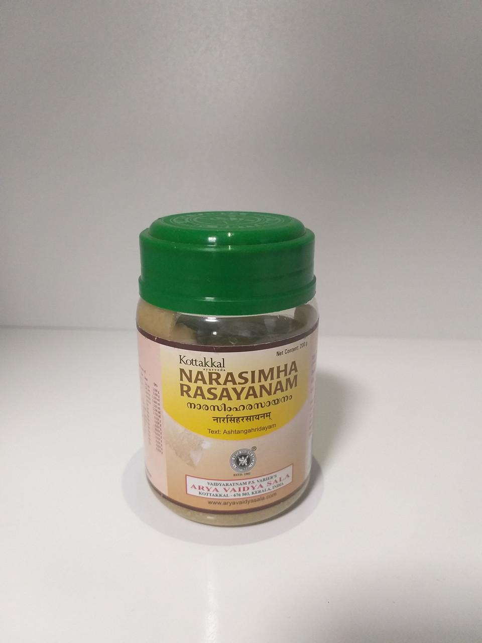 Нарасимха Расаянам, 200 гр, Narasimha Rasayanam, AVS Kottakkal