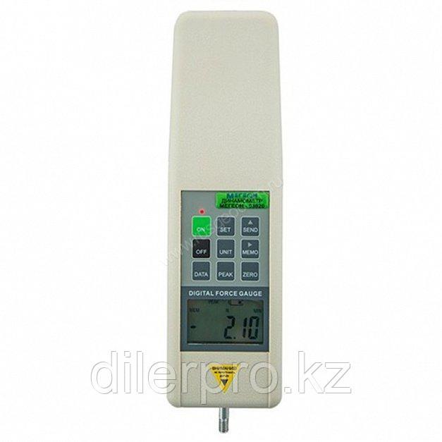Цифровой динамометр МЕГЕОН 03002