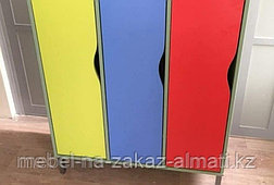 Шкаф раздевалки детских садов, фото 3