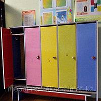 Шкаф раздевалки детских садов, фото 1