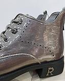 Ботинки лаковые, фото 4