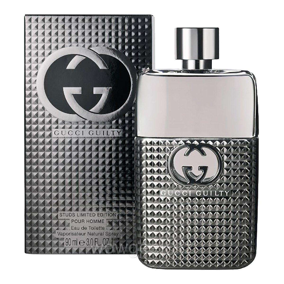 Мужской одеколон Gucci Guilty Stud Limited Edition Pour Homme