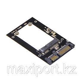 MSata to sata переходник для SSD дисков