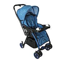 Детская прогулочная коляска Alis Joy синий