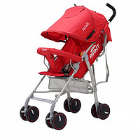 Прогулочная коляска Rant Safari красный