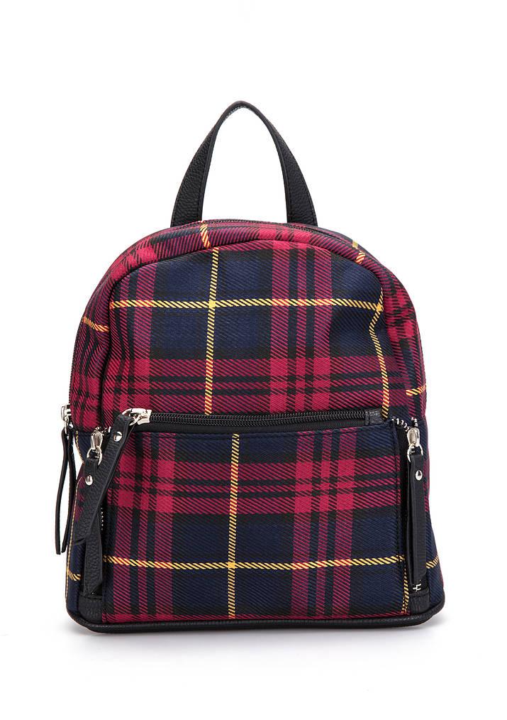 Сумка - рюкзак среднего размера