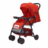 Детская коляска Rant York красный
