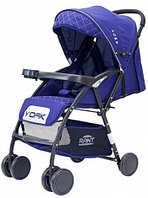 Детская коляска Rant York синий