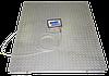 Весы платформенные напольные до 3000кг(3 тонны) 120*150см проводные