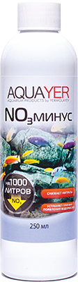 AQUAYER NO3 минус 250 mL