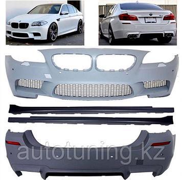 Обвес ///M5 на BMW F10 2010+