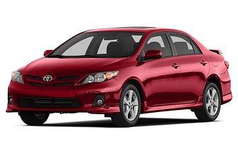 Toyota Corolla 2006-2013 E14\E15