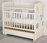 Детская кроватка Incanto HUGGE Слоновая кость, фото 1