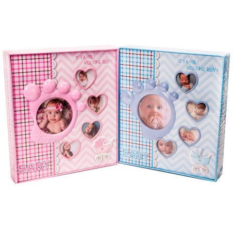 Фотоальбом детский BABY Photo Album [80 фото] (Для девочек)