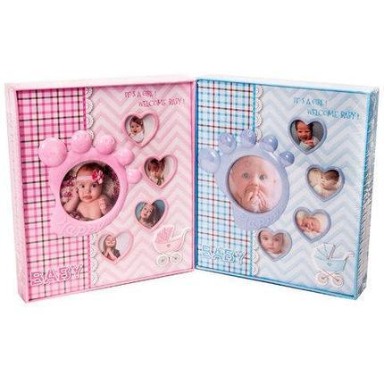 Фотоальбом детский BABY Photo Album [80 фото] (Для девочек), фото 2