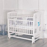 Детская кроватка Incanto HUGGE Белая