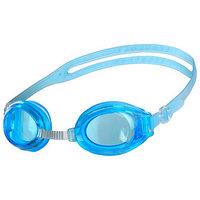 Набор для плавания, 2 предмета очки, беруши, цвета МИКС