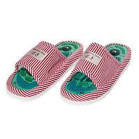 Тапочки массажные с турмалином Health Feet