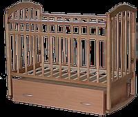 Детская кроватка Антел Алита 4 бук (маятник, ящик), фото 1