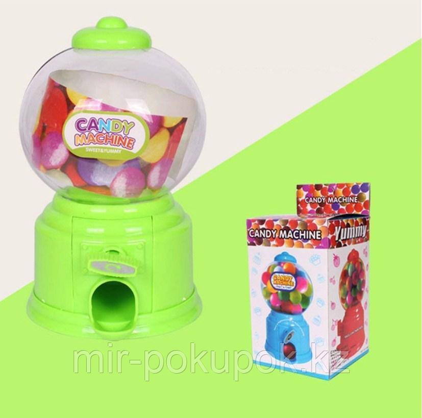 Копилка конфетница Candy machine 15 см