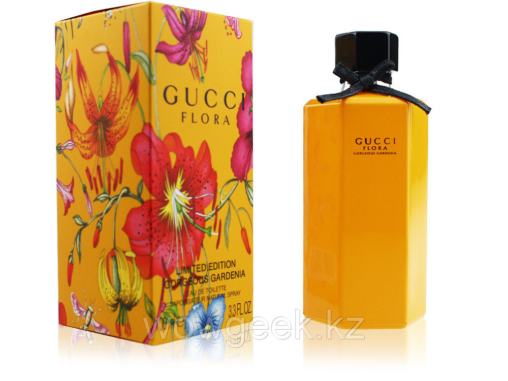 Женский парфюм Gucci Flora Gorgeous Gardenia Limited Edition 2018