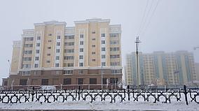 4 комнатная квартира в ЖК Омир Озен 126.16 м²