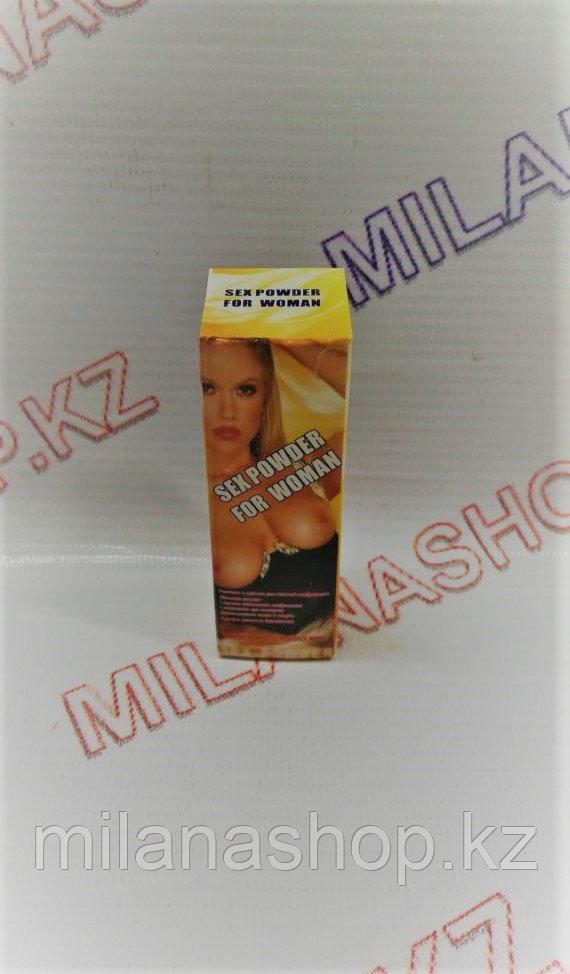 Возбуждающая жвачка Sex Powder ( 1 коробочка 5 пластинок )