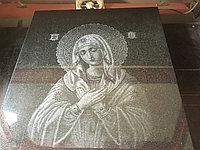 Рисунки на памятниках и надгробиях