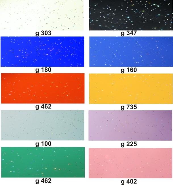 Готовое полотно ПВХ, натяжной потолок для дилеров MSD Premium Галактика